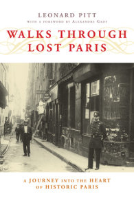 Walks Through Lost Paris
