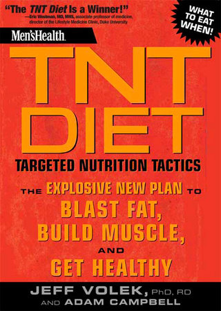 Men's Health TNT Diet