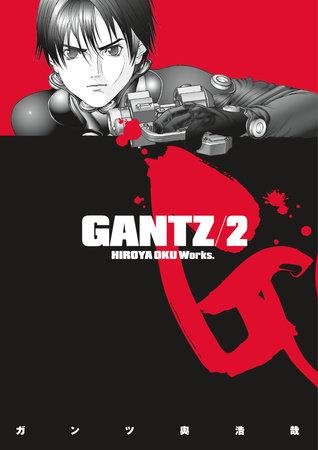 Gantz Volume 2 by Hiroya Oku