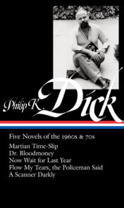 Philip K. Dick: Five Novels of the 1960s & 70s (LOA #183)