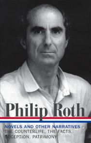 Philip Roth: Novels & Other Narratives 1986-1991 (LOA #185)