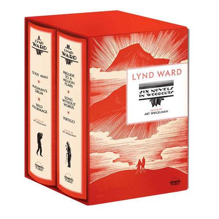 Lynd Ward: Six Novels in Woodcuts by Lynd Ward