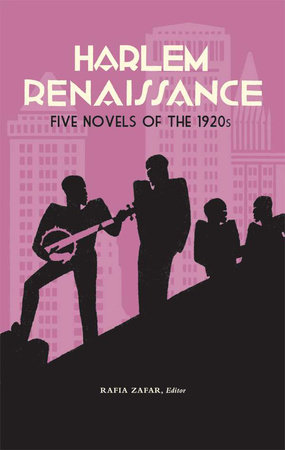 Harlem Renaissance: Five Novels of the 1920s (LOA #217) by