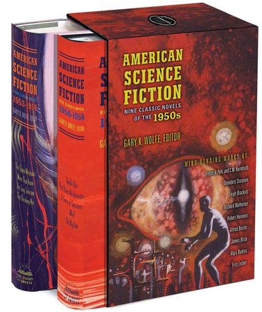 American Science Fiction: Nine Classic Novels of the 1950s by Various