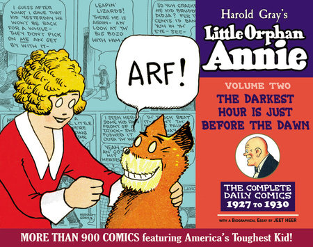 Complete Little Orphan Annie Volume 2 by Harold Gray
