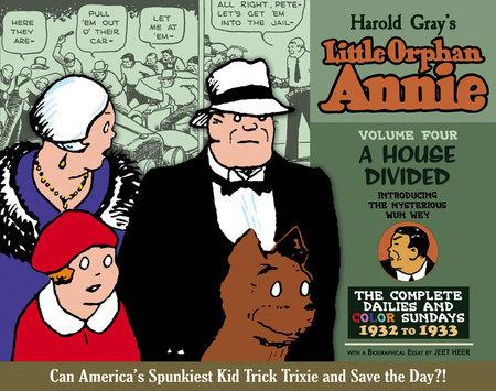 Complete Little Orphan Annie Volume 4