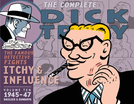 Complete Chester Gould's Dick Tracy Volume 10 by Chester Gould