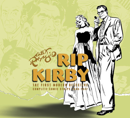 Rip Kirby, Vol. 2: 1948-1951 by Alex Raymond