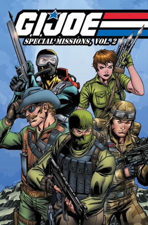 G.I. Joe: Special Missions, Vol. 2 by Larry Hama