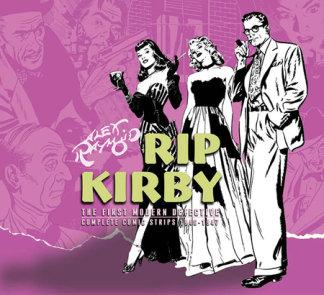 Rip Kirby, Vol. 3: 1951-1954