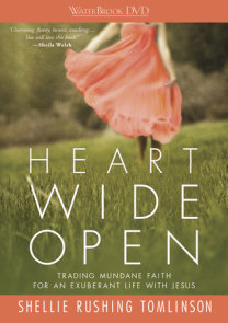 Heart Wide Open DVD