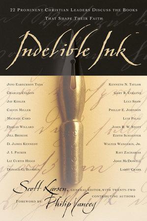 INDELIBLE INK by Scott Larsen