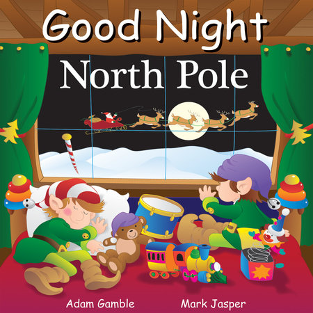 Good Night North Pole by Adam Gamble