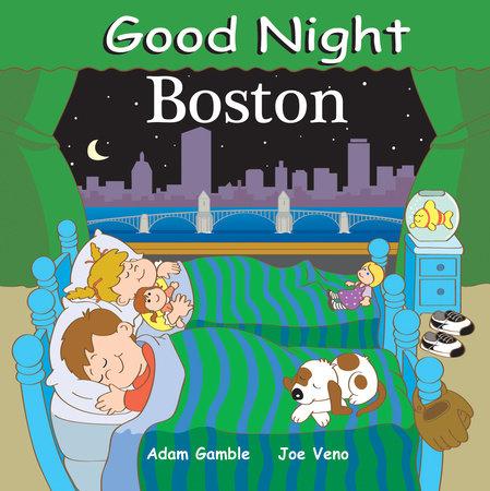 Good Night Boston by Adam Gamble