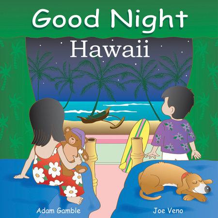 Good Night Hawaii by Adam Gamble