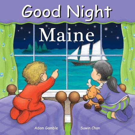 Good Night Maine by Adam Gamble