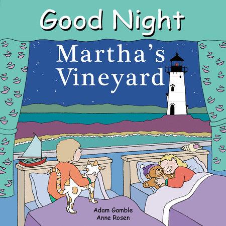 Good Night Martha's Vineyard by Megan Weeks