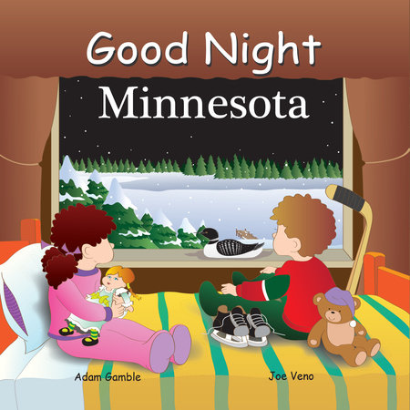 Good Night Minnesota by Adam Gamble