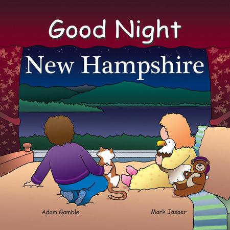 Good Night New Hampshire by Adam Gamble