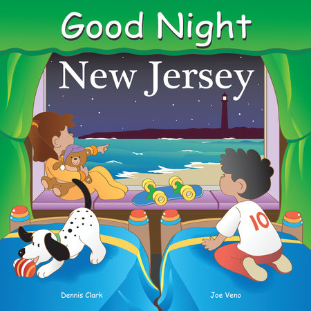 Good Night New Jersey by Dennis Clark