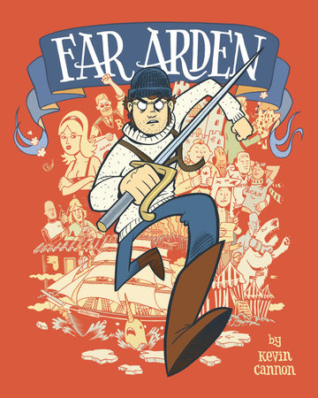 Far Arden by Kevin Cannon