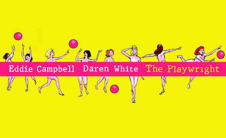 The Playwright by Darren White
