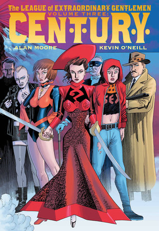 The League of Extraordinary Gentlemen (Volume III): Century by Alan Moore