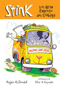 Stink y el Gran Expreso del Cobaya / Stink and The Great Guinea Pig Express