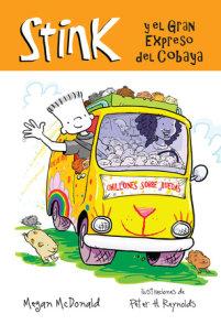 Stink y el Gran Expreso del Cobaya / Stink and The Great Guinea Pig Express