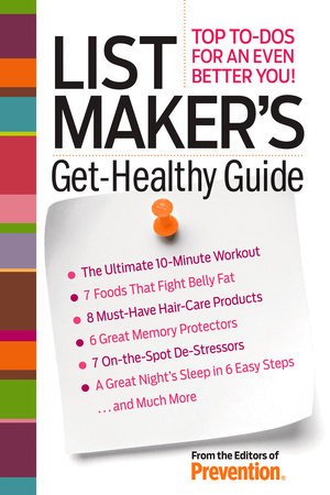 List Maker's Get-Healthy Guide by