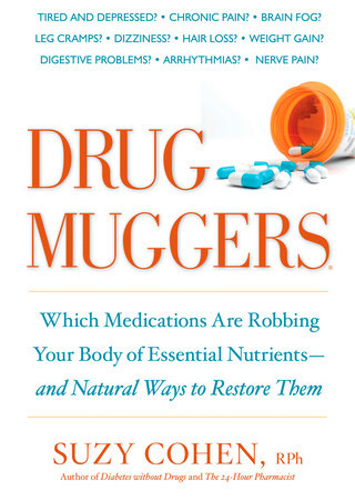 Drug Muggers by Suzy Cohen