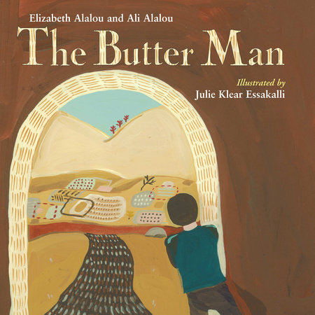 The Butter Man by Elizabeth Alalou and Ali Alalou