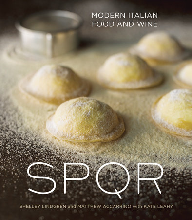 SPQR by Shelley Lindgren, Matthew Accarrino and Kate Leahy