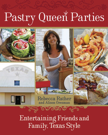 Pastry Queen Parties by Rebecca Rather and Alison Oresman