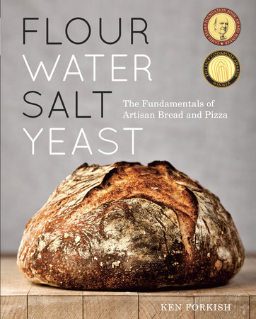 Flour Water Salt Yeast Book Cover Picture