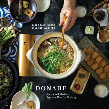 Donabe by Naoko Takei Moore and Kyle Connaughton
