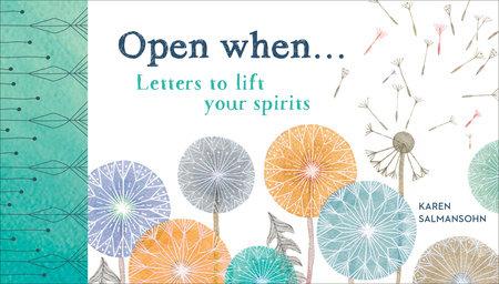 Open When by Karen Salmansohn