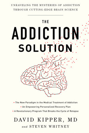 The Addiction Solution by David Kipper and Steven Whitney