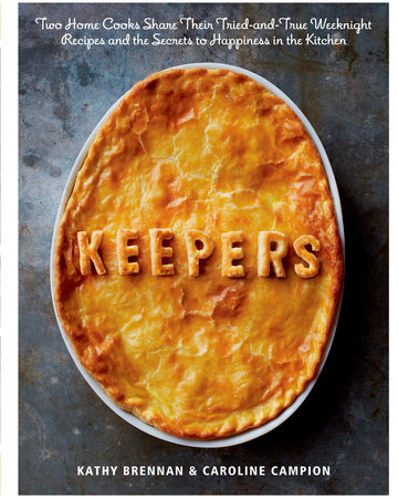 Keepers by Kathy Brennan, Caroline Campion and Christopher Testani