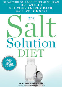 The Salt Solution Diet