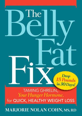 The Belly Fat Fix by Marjorie Nolan Cohn