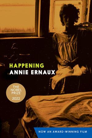 Happening by Annie Ernaux