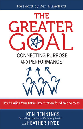 The Greater Goal by Ken Jennings and Heather Hyde