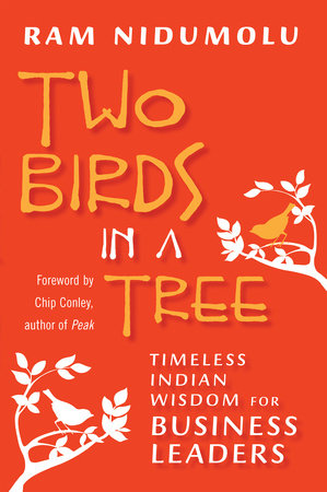 Two Birds in a Tree by Ram Nidumolu