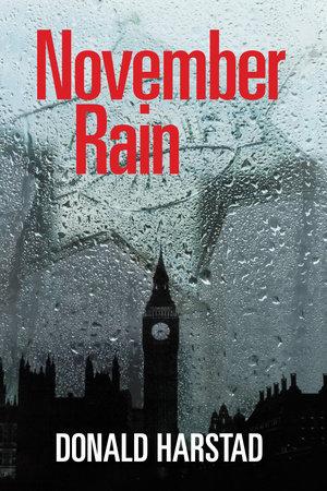 November Rain by Donald Harstad