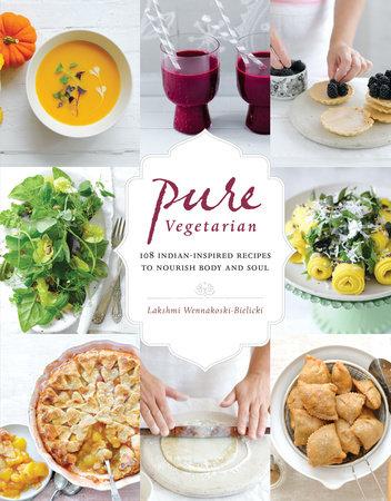 Pure Vegetarian by Lakshmi Wennakoski-Bielicki