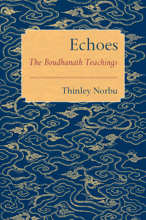 Echoes by Thinley Norbu