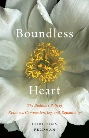 Boundless Heart by Christina Feldman