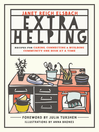Extra Helping by Janet Reich Elsbach