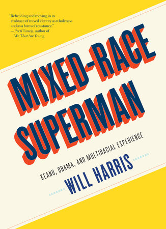 Mixed-Race Superman by Will Harris